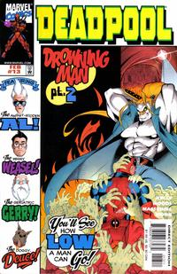 Cover Thumbnail for Deadpool (Marvel, 1997 series) #13 [Direct Edition]