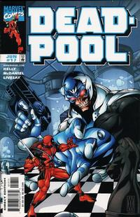Cover Thumbnail for Deadpool (Marvel, 1997 series) #17 [Direct Edition]