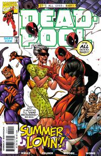 Cover Thumbnail for Deadpool (Marvel, 1997 series) #20 [Direct Edition]
