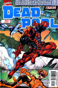 Cover Thumbnail for Deadpool (Marvel, 1997 series) #23 [Direct Edition]