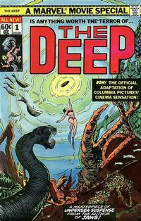 Cover Thumbnail for The Deep (Marvel, 1977 series) #1
