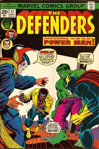 Cover Thumbnail for The Defenders (Marvel, 1972 series) #17 [Regular Edition]