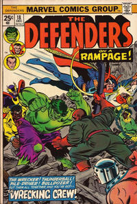 Cover Thumbnail for The Defenders (Marvel, 1972 series) #18 [Regular Edition]