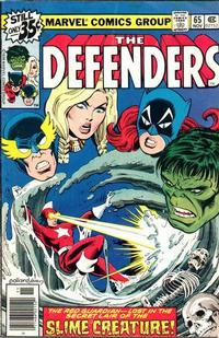 Cover Thumbnail for The Defenders (Marvel, 1972 series) #65