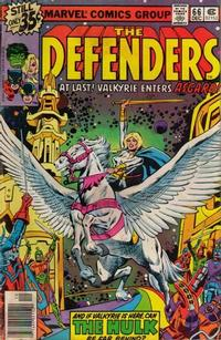Cover Thumbnail for The Defenders (Marvel, 1972 series) #66