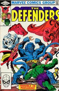 Cover Thumbnail for The Defenders (Marvel, 1972 series) #108 [Direct]