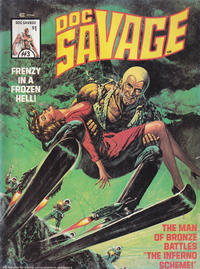 Cover for Doc Savage (Marvel, 1975 series) #3