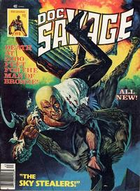 Cover for Doc Savage (Marvel, 1975 series) #6