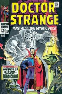 Cover Thumbnail for Doctor Strange (Marvel, 1968 series) #169