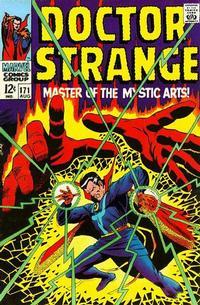 Cover Thumbnail for Doctor Strange (Marvel, 1968 series) #171