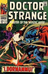 Cover for Doctor Strange (Marvel, 1968 series) #172
