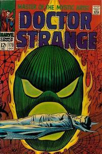 Cover Thumbnail for Doctor Strange (Marvel, 1968 series) #173