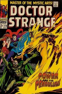 Cover for Doctor Strange (Marvel, 1968 series) #174