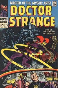 Cover Thumbnail for Doctor Strange (Marvel, 1968 series) #175