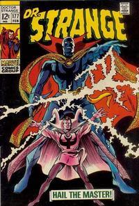 Cover Thumbnail for Doctor Strange (Marvel, 1968 series) #177