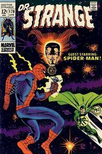 Cover Thumbnail for Doctor Strange (Marvel, 1968 series) #179