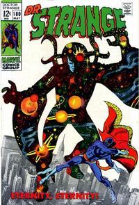 Cover for Doctor Strange (Marvel, 1968 series) #180