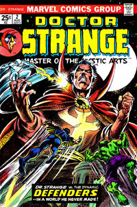 Cover Thumbnail for Doctor Strange (Marvel, 1974 series) #2