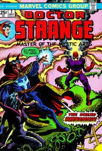 Cover Thumbnail for Doctor Strange (Marvel, 1974 series) #3