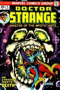 Cover Thumbnail for Doctor Strange (Marvel, 1974 series) #4 [Regular Edition]