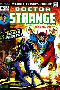 Cover Thumbnail for Doctor Strange (Marvel, 1974 series) #5 [Regular Edition]