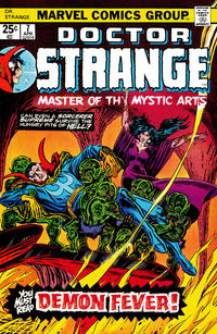 Cover Thumbnail for Doctor Strange (Marvel, 1974 series) #7 [Regular Edition]