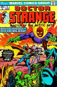 Cover Thumbnail for Doctor Strange (Marvel, 1974 series) #8 [Regular Edition]