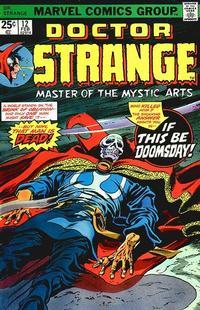 Cover Thumbnail for Doctor Strange (Marvel, 1974 series) #12 [Regular Edition]