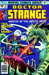 Cover Thumbnail for Doctor Strange (Marvel, 1974 series) #18 [Regular Edition]