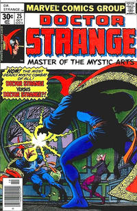 Cover Thumbnail for Doctor Strange (Marvel, 1974 series) #25 [30¢ Cover Price]