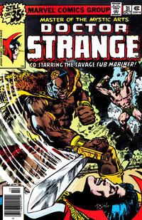 Cover Thumbnail for Doctor Strange (Marvel, 1974 series) #31 [Regular Edition]