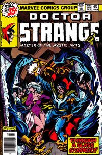 Cover Thumbnail for Doctor Strange (Marvel, 1974 series) #33 [Regular Edition]