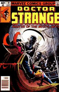 Cover Thumbnail for Doctor Strange (Marvel, 1974 series) #39 [Direct Edition]