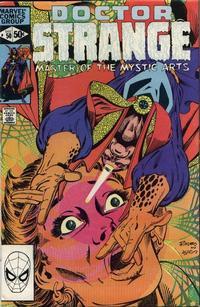 Cover Thumbnail for Doctor Strange (Marvel, 1974 series) #50 [Direct Edition]