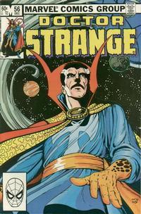Cover Thumbnail for Doctor Strange (Marvel, 1974 series) #56 [Direct Edition]