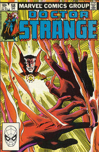 Cover Thumbnail for Doctor Strange (Marvel, 1974 series) #58 [Direct Edition]