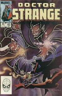 Cover Thumbnail for Doctor Strange (Marvel, 1974 series) #62 [Direct Edition]