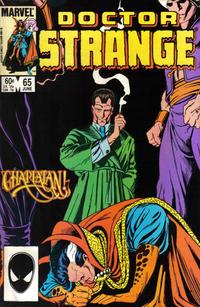Cover Thumbnail for Doctor Strange (Marvel, 1974 series) #65 [Direct Edition]