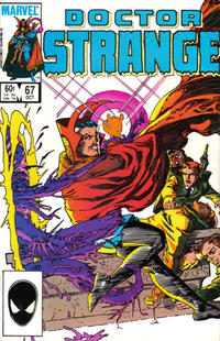 Cover Thumbnail for Doctor Strange (Marvel, 1974 series) #67 [Direct Edition]