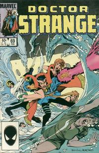 Cover Thumbnail for Doctor Strange (Marvel, 1974 series) #69 [Direct Edition]