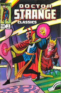 Cover for Doctor Strange Classics Starring Doctor Strange (Marvel, 1984 series) #1