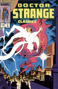 Cover Thumbnail for Doctor Strange Classics Starring Doctor Strange (Marvel, 1984 series) #2