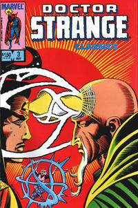 Cover for Doctor Strange Classics Starring Doctor Strange (Marvel, 1984 series) #3