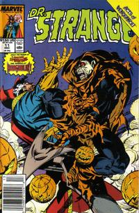 Cover for Doctor Strange, Sorcerer Supreme (Marvel, 1988 series) #11