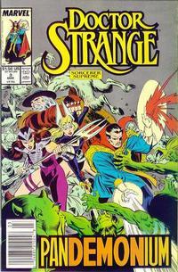 Cover Thumbnail for Doctor Strange, Sorcerer Supreme (Marvel, 1988 series) #3