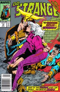 Cover Thumbnail for Doctor Strange, Sorcerer Supreme (Marvel, 1988 series) #13