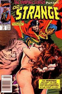 Cover Thumbnail for Doctor Strange, Sorcerer Supreme (Marvel, 1988 series) #14