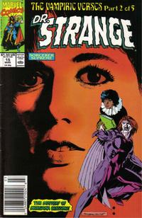 Cover Thumbnail for Doctor Strange, Sorcerer Supreme (Marvel, 1988 series) #15