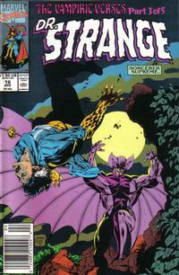 Cover Thumbnail for Doctor Strange, Sorcerer Supreme (Marvel, 1988 series) #16