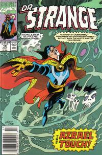 Cover for Doctor Strange, Sorcerer Supreme (Marvel, 1988 series) #19